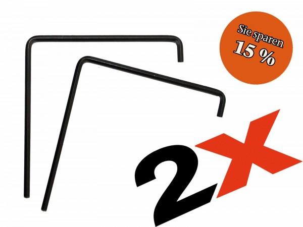 2x Inbus (2er-SET) 4 mm - 15% sparen