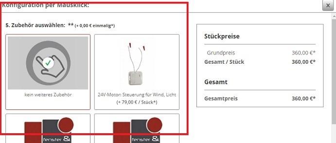 Dachfenster Rollladen online bestellen