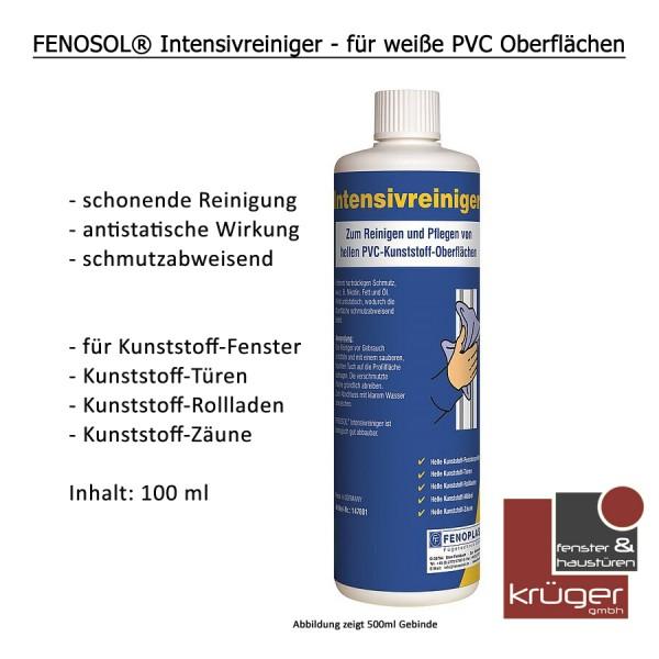 FENOSOL® Intensivreiniger 100 ml - für weiße Kunststoffoberflächen