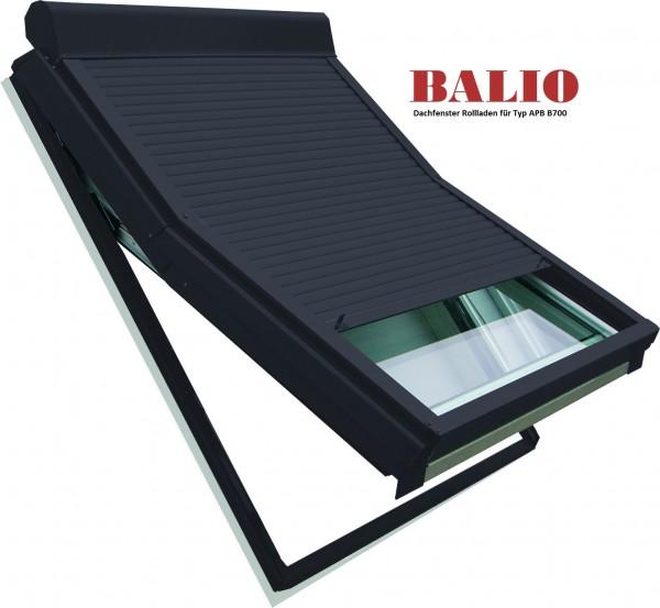 Außenrollladen für Balio Dachfenster vom Typ APB B700