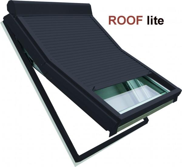 Außenrollladen für Dachfenster ROOF Lite
