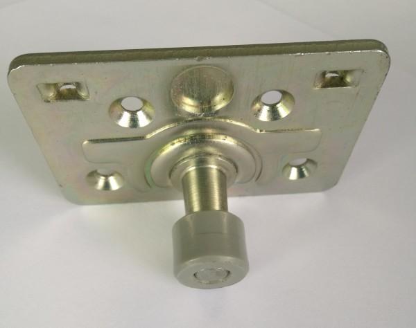 Ersatz, Beschlagteile, Führungsrolle aus Stahl zu SKYLIGHT Kunststoff Dachfenster (Typ ODD1)